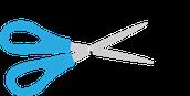 Scissors as a lever