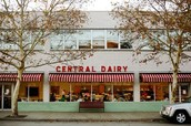 Central Dairy - Yum!