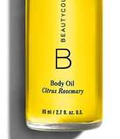 #3: Body Oil Citrus Rosemary
