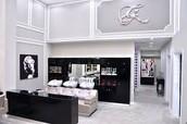 About glamour salon