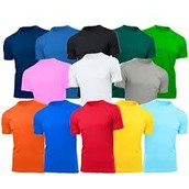 These colourful t-shirts can be customised by you and be yours, only at Rs.490!