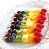 Pinxo de fruita