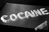 Cocaína.