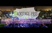 Backstage Pass by Peatix x NVPC