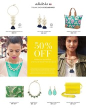 June Trunk Show Rewards