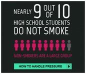 Teen Tobacco Prevention Campaign Materials