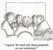 Be clear in communicating your vision in proposals.