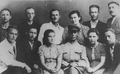 group who started death camp uprising