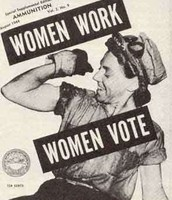 Women Work, Women Vote