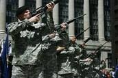 Soldado / Guardia Nacacional