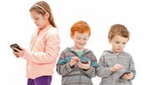 How do you feel when you see groups of children on cell phones instead of socializing?