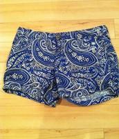 38. Old Navy, 16, Paisley Shorts