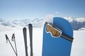 UB Ski Trip
