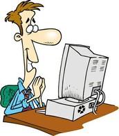 Время пребывания в интернете!
