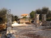 colonne di pietra