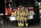 Fire Fighter Faced with Discrimination.