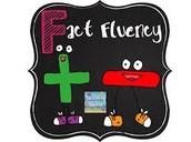 Math Fact Fluency - 100% by June