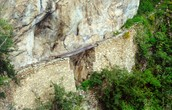 An Inca Bridge