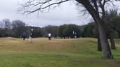 Golf teams in full swing!