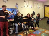 Ms Leverone's Musical Sing Along