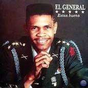 "El General another Reggaeton singer knows as the ""King of Reggaeton"""