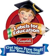 Boxtops, Labels for Education & Best Choice Labels Collection Contest: