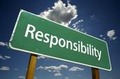 TEN RESPONSIBILITIES OF A 4-H CLUB MEMBER