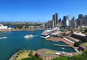 This is a city in Australia