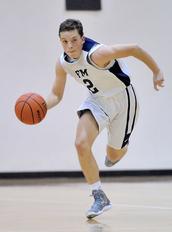 Jaguar Basketball Athlete of the Week