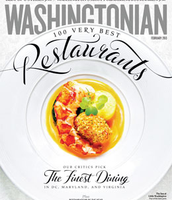 Dinner for Two with a Washingtonian Food Critic