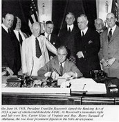 Glass Steagall Banking Act 1932