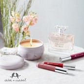 Jardins du Midi Perfume/Candle + Liquid Lipstick Trio