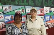 Ms. Plummer & Ms. Phillips