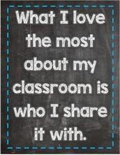 Classroom Culture