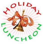 PTO December Luncheon