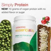10 grams of plant-based protein!