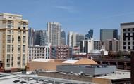 West Facing City Views