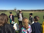 Field Trip to Manassas Battlefield