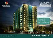 2-3 BHK Flats in Kerala