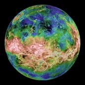 Venus: the planet