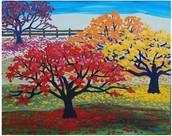 Autumn Crepes