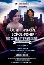 OMG Photography fourth Annual Scholarship and Community Awards Gala