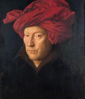 Portrait of Jan Van Eyck