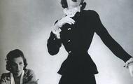 Moda da década de 40.