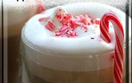 Peppermint Chocolate Latte