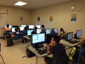 Mrs. Armstrong's 6th Grade Math Class!
