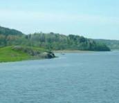 The Ladoga Lake