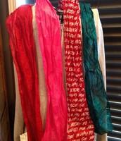 Scarves - Red, Pink, Team Spirit, Teal