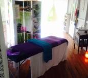 Indoor - Outdoor Treatment Room