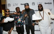 First time Rick Ross was with Reebok